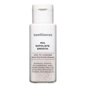 BareMinerals Skin Polishing Grains (add2cleanser)